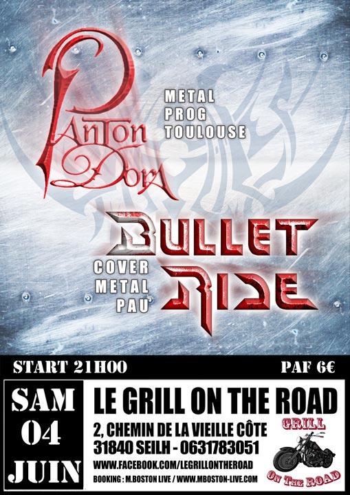 Bullet Ride @ Seilh