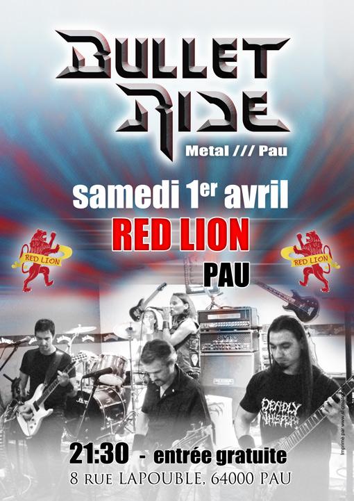 Bullet Ride @ PAU